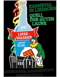 Wappen: Liesborner Rosenmontagsfreunde 1973 e.V.