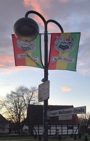 RoMo Meile Fahne
